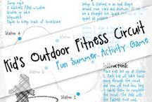 Summer Fun / Great activities to keep your kids busy in the summer
