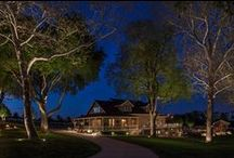 Frequently Asked Questions / Landscape Lighting 101. Here are some of our frequently asked questions. If you have a question about landscape lighting, please feel free to contact us directly at 402.289.3424 or info@mckaylighting.com and we would be happy to help you solve it.  / by McKay Landscape Lighting