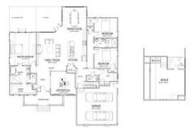 { house plans } / cottage, bungalow, beach house, house plans / by Melody @ Behind My Picket Fence
