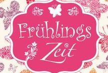 Frühlingszeit / Frühlingsrezepte / by Tante Fanny Frischteig GmbH