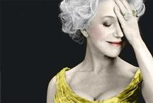 Celeb: Helen Mirren / by Michelle Wood-Capolino
