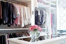 gorgeous wardrobes / by Lisa H
