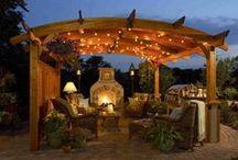 Outdoor Living / My favorite outdoor spaces!