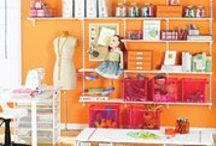 Organized Spaces / by Time For You ORGANIZING