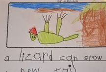 Kindergarten~Writing