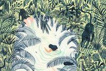 Illustrated / illustrations i like