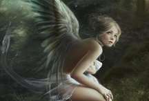 Angels & Faries / by Mary Jane Watson