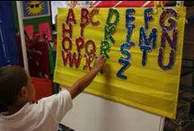 Kindergarten~Alphabet