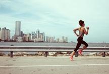 Run / by Chrystalle Alejandria