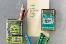 *Great crafty ideas* / by *Heather A*