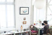 Office Space  / by Becca Paul