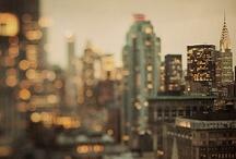 City Girl / by Chrystalle Alejandria