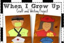 Kindergarten~Community helpers
