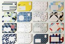 Papiers, lettres, cartons, papiers cadeaux