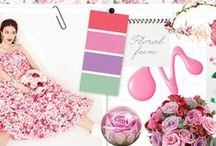 Wedding Colour Schemes and Themes / Undecided on your wedding colour scheme or theme? Browse our board full of the hottest wedding themes and colour combinations to inspire you