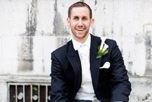 Groom Style / Get your groom looking his very best on the big day - we've got lots of groom style inspiration and ideas here for the two of you to browse together