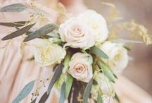 Wedding Flowers and Bridal Bouquets / Lose yourself in a world of dreamy floral inspiration as you browse our board jam-packed full of the very best wedding flower and bridal bouquet inspiration