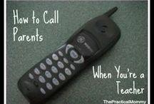 Kindergarten~Parent Communication