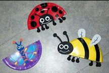 Kindergarten~Insects Unit
