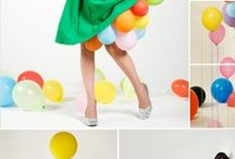 Up Up & Away / FUN, just plain fun. Balloons make me smile! / by Time For You ORGANIZING