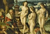 Le jugement de Pâris (Mythologie)