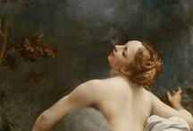 Zeus et les mortelles (Mythologie)