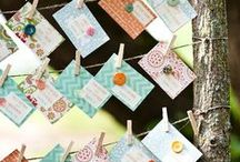 Cool Escort Cards/Placecards / escort cards are a fantastic spot to set the tone for your party and really provides for a great opportunity to continue your theme and add some personal flair. find inspiration and ideas for your escort cards here.
