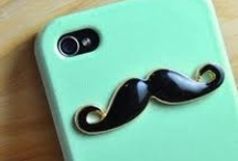 Fun with a Mustash  / by Time For You ORGANIZING