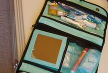 Organized Travel Ideas / Let's Pin organizing tips for your travels and time saving ideas.  / by Time For You ORGANIZING