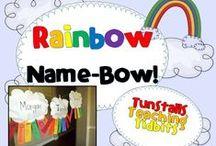 Kindergarten~Names