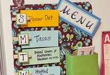 Organize your Meals / Organize your meals and save time when possible. / by Time For You ORGANIZING