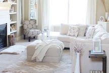 Living Room / Great Room Inspiration