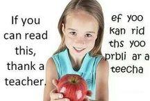 I teach <3