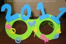 Party Ideas - New Years