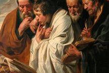 Les évangélistes (Nouveau testament)