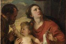 La sainte famille (Nouveau testament)