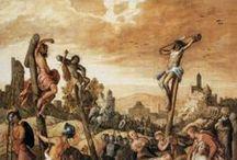 Nouveau testament : La crucifixion