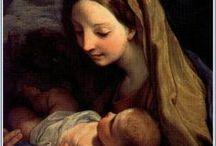 La Vierge et l'enfant (Nouveau Testament)