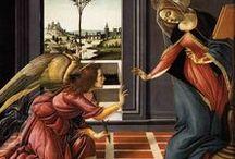 L'annonciation (Nouveau testament)