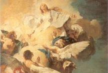 L'assomption de la Vierge (Nouveau testament)