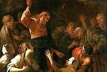 Nouveau testament : La résurrection de Lazare