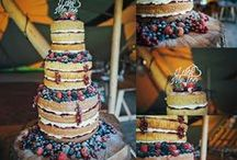 Let them eat cake! {Ideas for Brides} / Cake ideas for Bride & Grooms