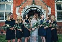 Bridesmaids & Flowers girls {ideas for Brides} / Bridesmaid and Flower Girl ideas for Brides