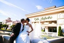 Long Island Wedding Venues / Wedding photography captured at various venues across Long Island, New York by Silverfox Photography.