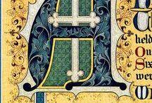 Illuminated manuscripts +