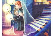 Illustration - Harry Potter