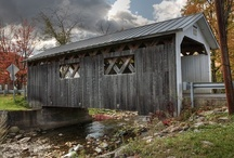 Covered Bridges  / by Brent Wilson