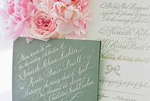 Wedding Reception Paper Suites