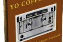 Coffee / All you want to know about your espresso coffee maker - how to look after it properly and how to make the best tasting coffee.