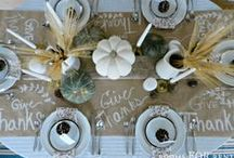 Make your Thanksgiving table special